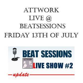 Attwork live @ Beatsessions