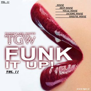 Tommy Gee White - Funk It Up! Vol. 11.