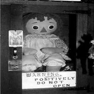 History Goes Bump Podcast, Ep. 45 - The History and Haunting of Dolls