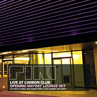 DJ Piri - Live At Carbon Club (2014-12-20) (Opening Mayday Lounge Set)