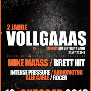 BrettHit - Happy Bday Roger // 2 Jahre VollGaaas at KumiKlub, Mainz