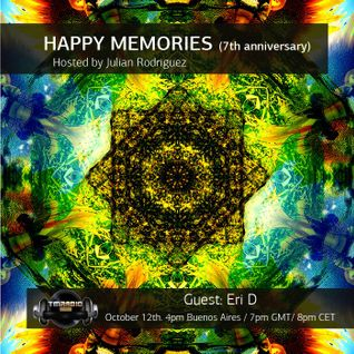 Eri D@TM-Radio-Happy Memories (7th year anniversary)Hosted by Julian Rodriguez