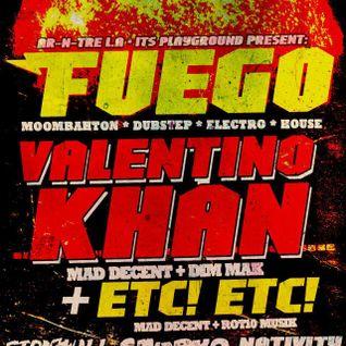 Nativity - Fuego! at The Rhythm Lounge Long Beach [LIVE SET] 3/3/12