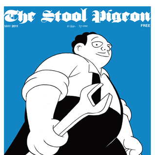 Stool Pigeon Issue 31 Mixtape
