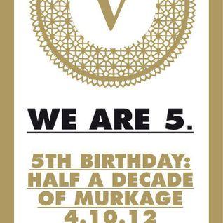 Phaze One - 5 Years of Murkage Special - DeJaVuFM