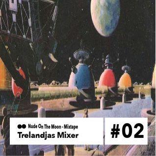 Nude On The Moon_Mixtape_12 Oct 2016_Paranoise Radio