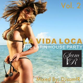 Latin Mix Vol.2 (DJsamIR)