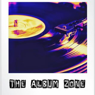 The Album Zone - Simon G - May 2013