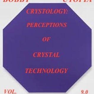 SOUNDWAVE MOMENTO CRYSTOLOGY: PERCEPTIONS OF CRYSTAL TECHNOLOGY VOL. 9.0