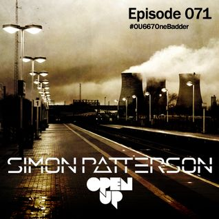 Simon Patterson - Open Up - 071