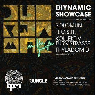 Kollektiv Turmstrasse – Live @ The BPM Festival 2016 (Mexico)