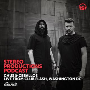 WEEK48_15 Chus & Ceballos Live from Flash, Washington DC, Nov'15