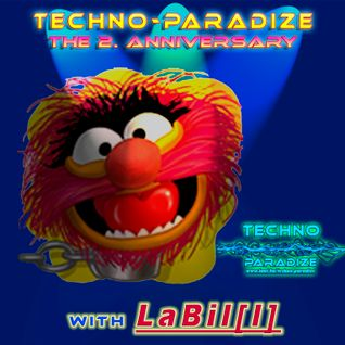 LaBil[l]: THE 2nd ANNIVERSARY OF TECHNO-PARADIZE (12. Dec. 2014)