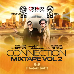 The Connection Mixtape Vol 2 - Dj Flow & Dj D-Boy - 2016