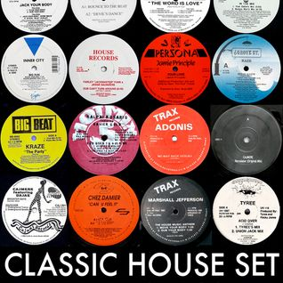 Chicago House Classics - In the Mix Terry Thompson