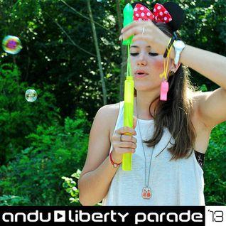 Andu @ Liberty Parade 2013 (Camionul Pepsi)