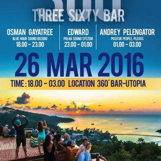 GayaTree @ 360 View Bar . Techno Part