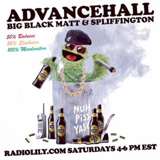 ADVANCEHALL w/ SPLIFFINGTON & BIG BLACK MATT 01/11/14