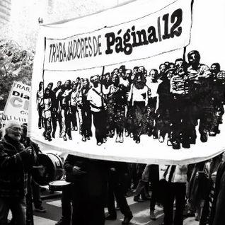 Conflicto Página 12: UTPBA cerró la paritaria pero la lucha por el salario sigue abierta