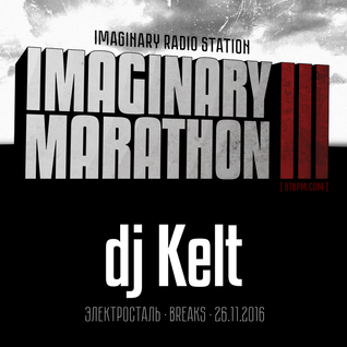 Imaginary Marathon III by Kelt live @ 87bpm.com