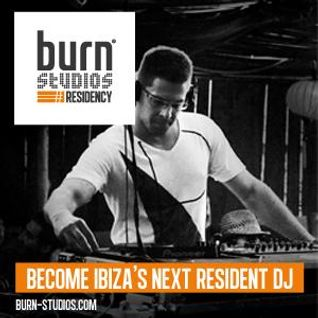 Burn Studio Residency Mix By Stefan Dragas