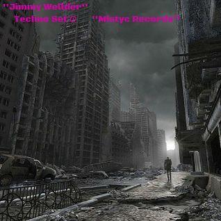 ''Jimmy Wellder'' Techno Set @ ''Mistyc Records''