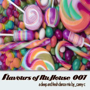 2015-09-09_FlavoursofNuHouse 007_DJmix_by_careyc