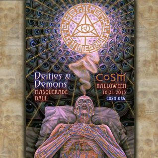 Live @ CoSM (Chapel of Sacred Mirrors) : Deities & Demons Masquerade Ball : 10-31-2015