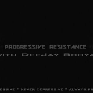 booya - Progressive Resistance Ep.23 (With Moshic)