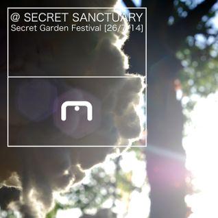 Mauoq @ Secret Sanctuary, Secret Garden Party, UK [26/07/2014]