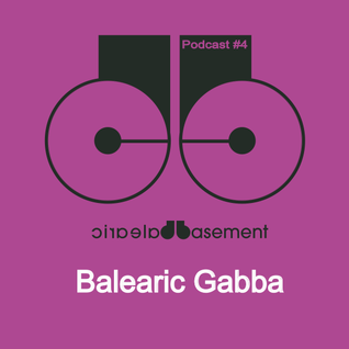 Balearic Basement PODCAST #4 With PEEDOO for Balearic Gabba