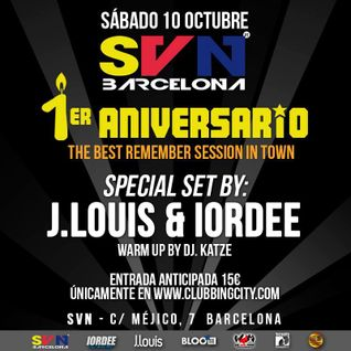 J.Louis special SVN One Year