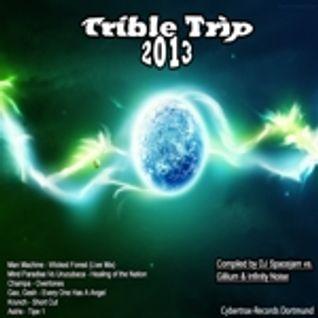 DJ Spacejam & Gillium & Infinity Noise - Trible Trip