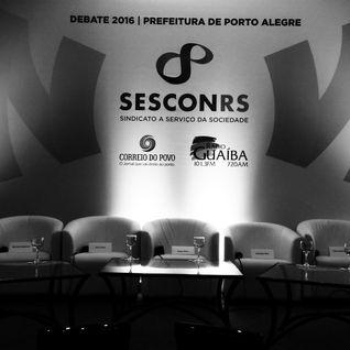 Debate Sescon-Guaíba - Bloco 1 - 18/08/2016
