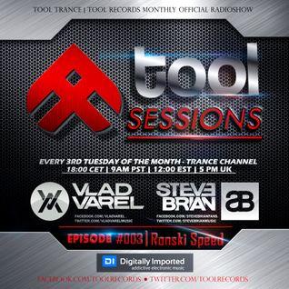Steve Brian & Vlad Varel - #ToolSessions #003