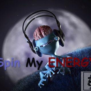 Dj Manovich - Spin My ENERGY! (Mix 2013)