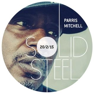 Solid Steel Radio Show 20/2/2015 Part 3 + 4 - Parris Mitchell