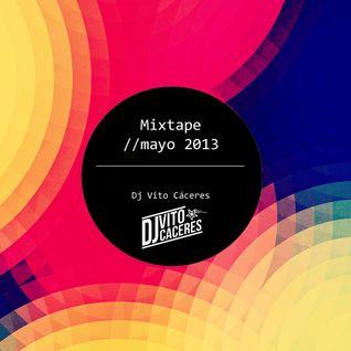 Dj Vito Cáceres - Mixtape Mayo 2013