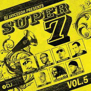 Super 7, Volume 5 -- Vajra Mix