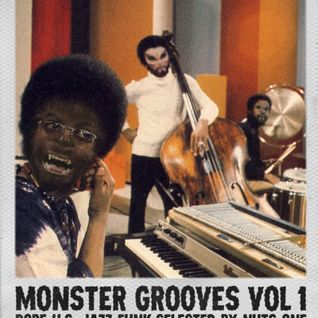 Nuts One - Monster Grooves Vol.1