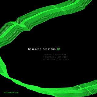 Mash Radio Basement Sessions 01 - Puk'kah