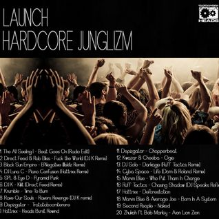 Launch – Hardcore Junglizm (jungle, breakcore, hardcore mix)