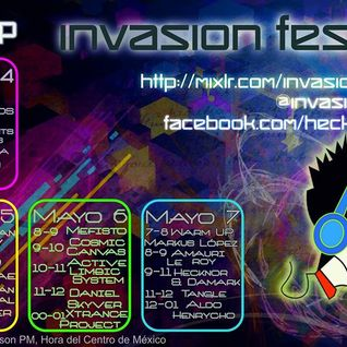 #InvasionFest - Cosmic Canvas