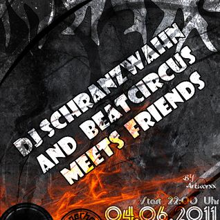 Dj Schranzwahn & beatCirCus meets Friends ''Destroy Disaster''