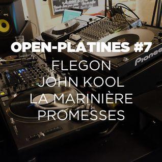 La Marinière • Open-Platines #7 • LeMellotron.com