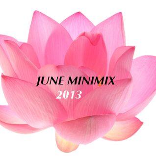 JUNE MINIMIX 2013