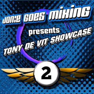 JGM378B: Jon:e Goes Mixing presents Tony De Vit Show Case (Part 2)