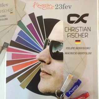 Christian Fischer live @ Amazon Club - Summer closing Party 23.02.2013