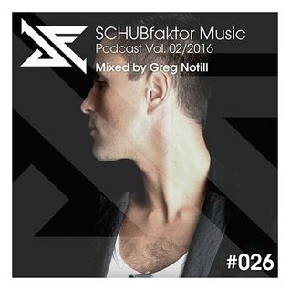 Podcast Vol. 2/2016 - Mixed by Greg Notill