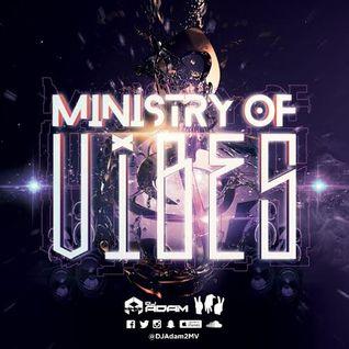 DJ Adam 2MV presents Ministry Of Vibes